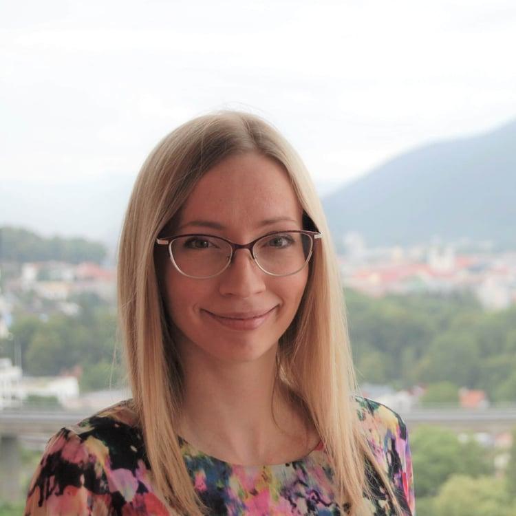 Mgr. Kristína Kotrčová
