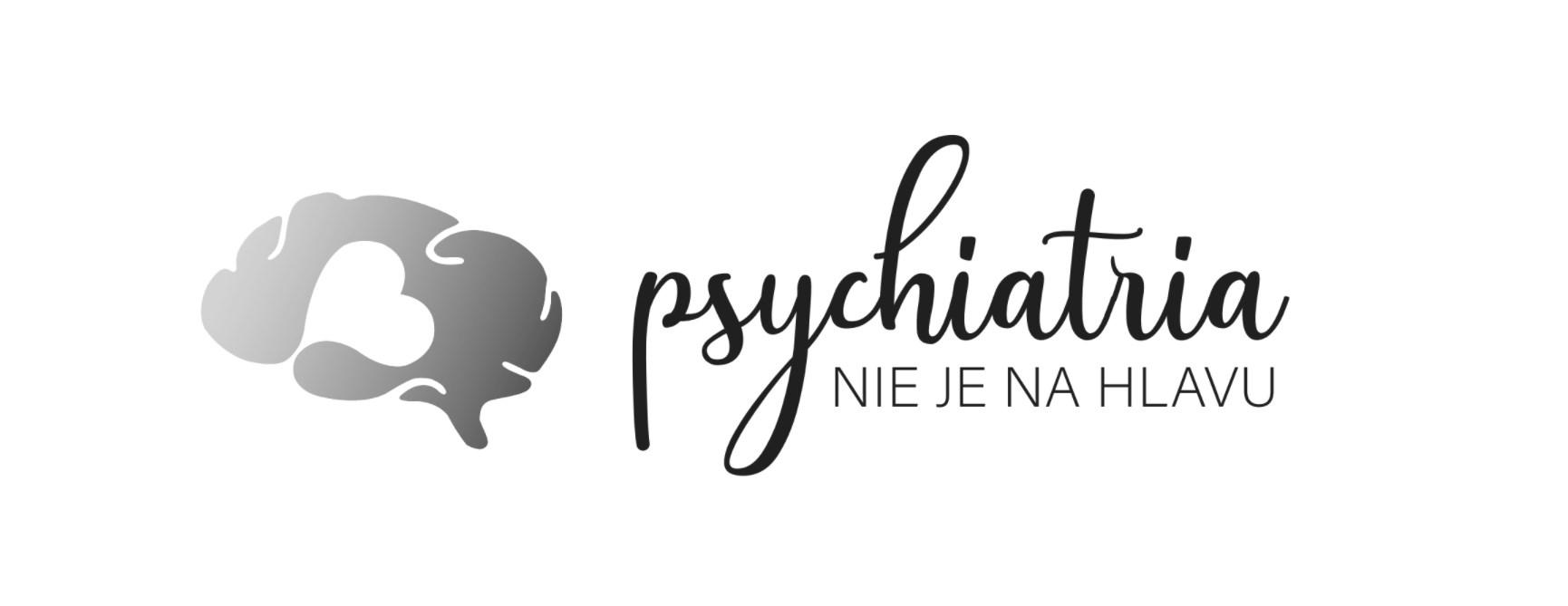 Psychiatria nie je na hlavu - banner